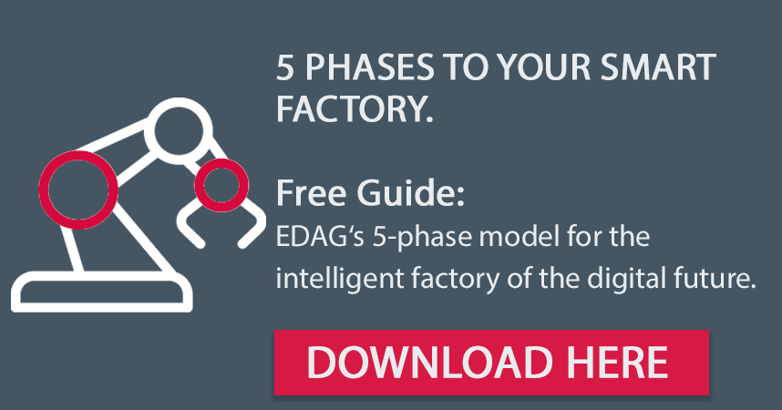 Free white paper: 5 phases to your Smart Factory