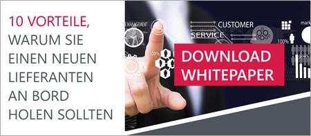 Whitepaper 10 Vorteile neuer Systemlieferant