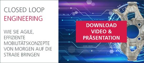 Video & Präsentation: Closed Loop Engineering