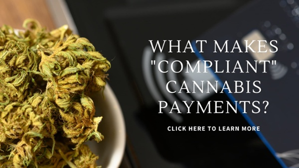 Accept card payments for cannabis - legally