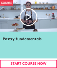 Pastry fundamentals - Start course now