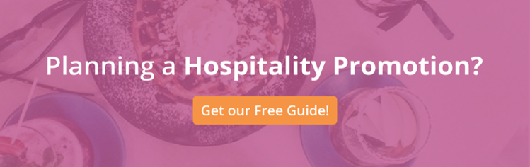Planning a Hospitality Promotion?