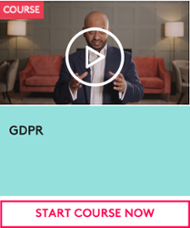GDPR Blog Start Course CTA