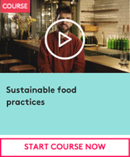 Start course - Sustainable food practices