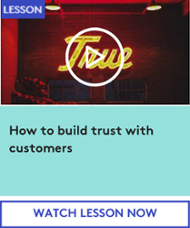 build-trust-customers