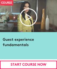 Guest experience fundamentals CTA