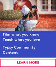 Typsy Community Content CTA