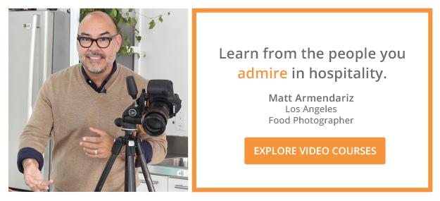 Matt Armendariz courses