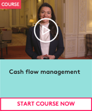 Cash flow management course