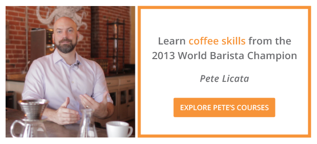 Pete Licata courses