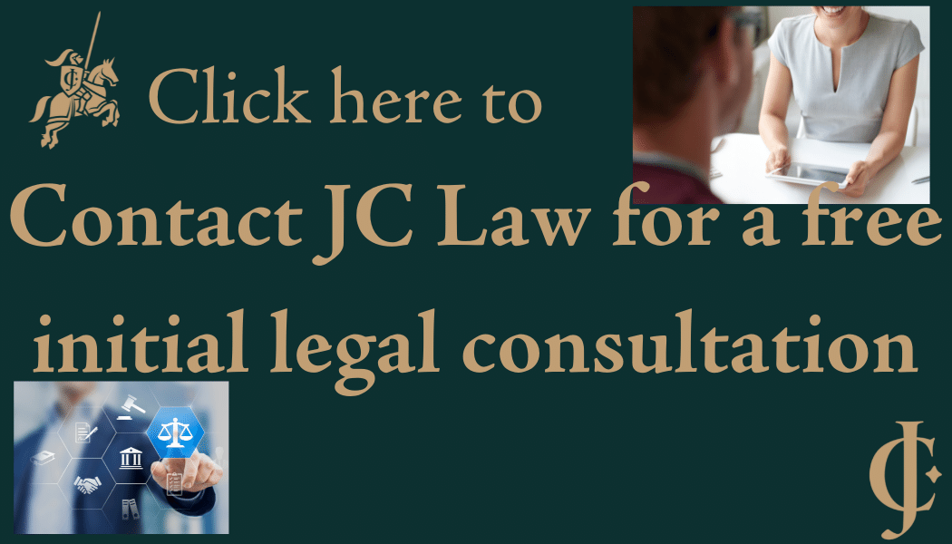 Free Intial Consultation with JC Law