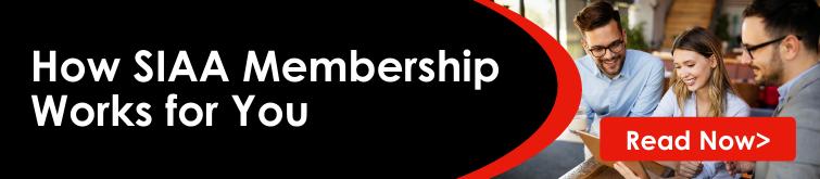 How SIAA Membership Works for You