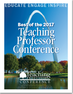 Best of the 2017 Teaching Professor Conference