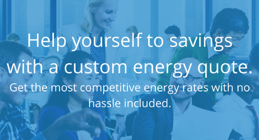Get a free energy quote for your business
