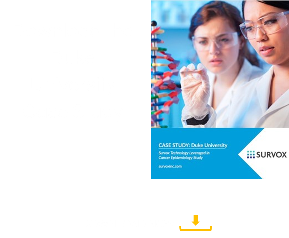 DOWNLOAD the Duke University Case Study