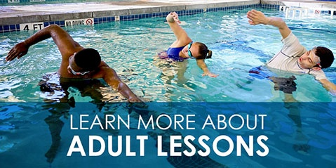 Learn More About Adult Swimming Lessons