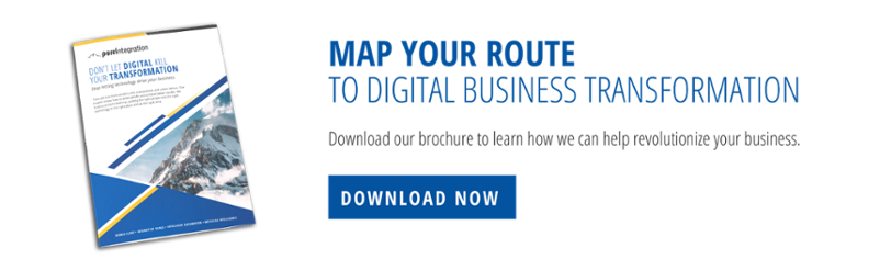 Map Your Route to Digital Business Transformation. Download our Brochure to learn how we can help revolutionize your business. Download now.