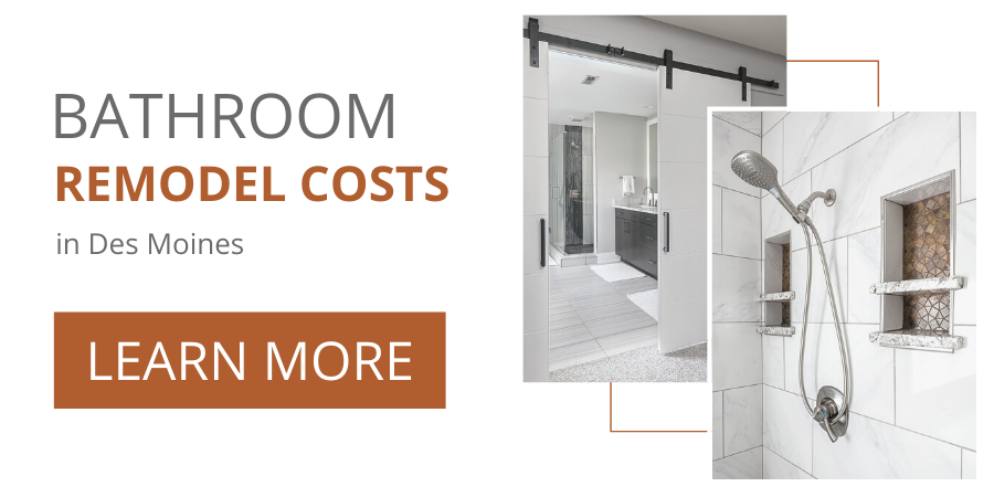 Bathroom Remodel Cost Guide | Compelling Homes