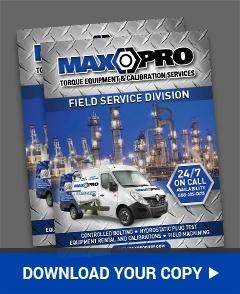 Maxpro Field Service Division Brochure