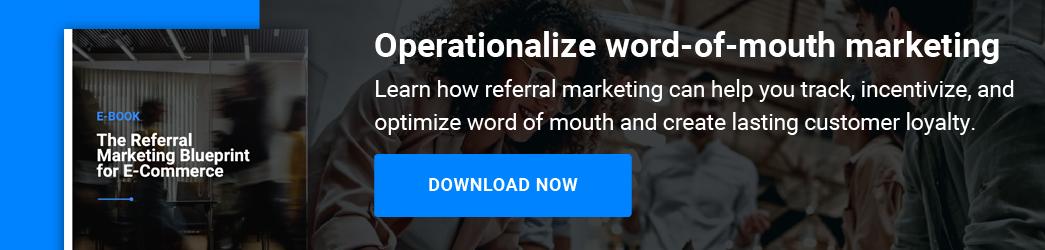 The 2021 Referral Marketing Blueprint for E-Commerce - Friendbuy