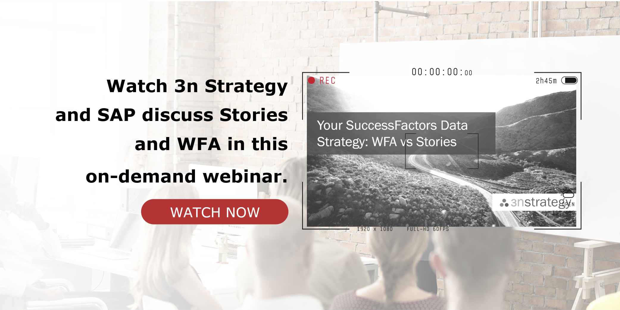 What is Stories in People Analytics Workforce Analytics 3n Strategy