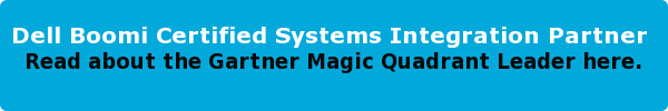 Dell Boomi Certified Systems Integration Partner Readabout the Gartner Magic Quadrant Leader here.