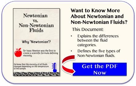 Newtonian vs.  Non-Newtonian  Fluids