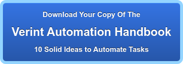 Download Your Copy Of The Verint Automation Handbook 10 Solid Ideas to Automate Tasks