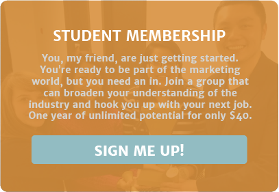 Students: Become a Member of AAF Central MN