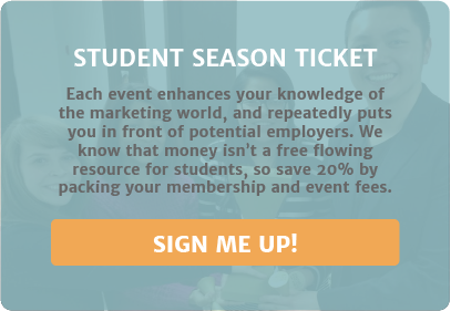 Students: Get Your Season Ticket to all AAF Events