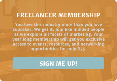 Freelancers: Become a Member of AAF Central MN