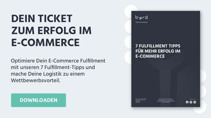 7 Fulfillment Tips Für Mehr Erfolg Im E-Commerce