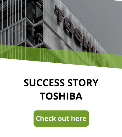 SUCCESS STORY TOSHIBA