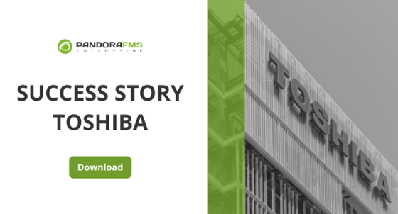 See success story  TOSHIBA