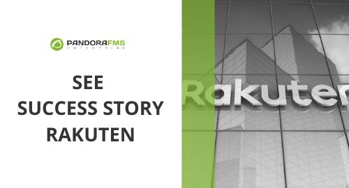 See success story RAKUTEN