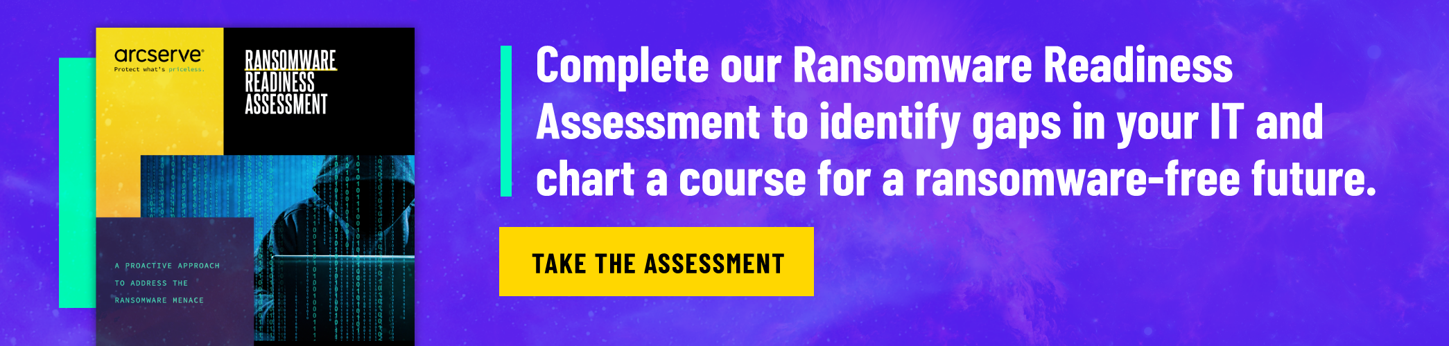 See how your ransomware protection capabilities measure up with our free Ransomware Readiness Assessment. >>