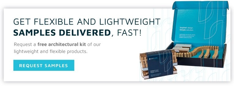 Get Flexible and Lightweight Samples Delivered Fast!