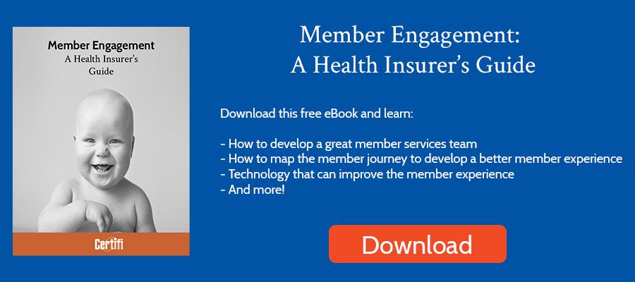 Member Engagement - A Health Insurer's Guide