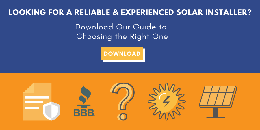 Guide to Choosing the Right Solar Installer
