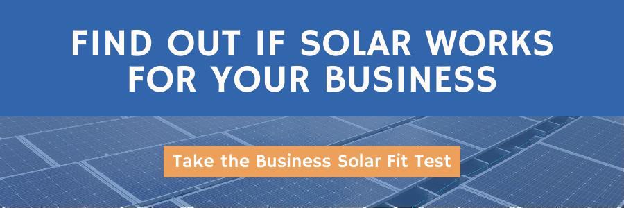 Business Solar Fit Test