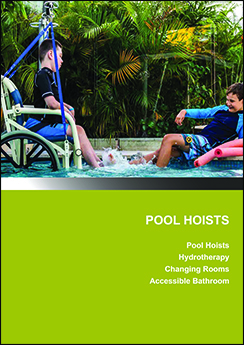 Pool Hoists Brochure