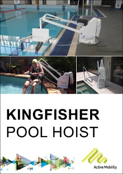 Kingfisher Pool Hoist