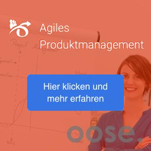 Agiles Produktmanagement: Hier klicken und mehr erfahren