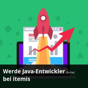 itemis sucht Java-Entwickler mit Berater DNA