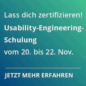 Lass dich zertifizieren! CPUX-F-Schulung vom 20. bis 22. November 2017. Jetzt mehr erfahren.