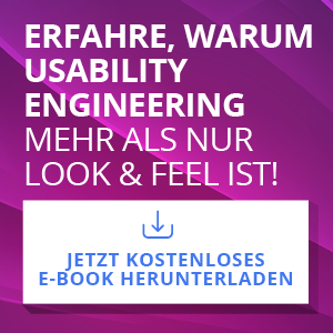itemis Usability E-Book