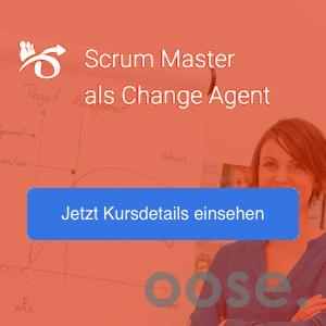 Scrum Master als Change Agent: Jetzt Kursdetails einsehen