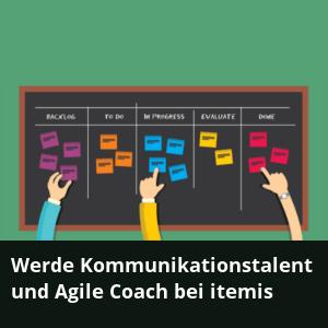 Stellenanzeige: Werde Agile Coach bei itemis