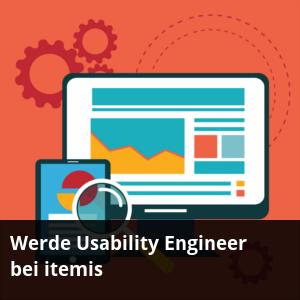 Stellenanzeige: Werde Usability Engineer bei itemis