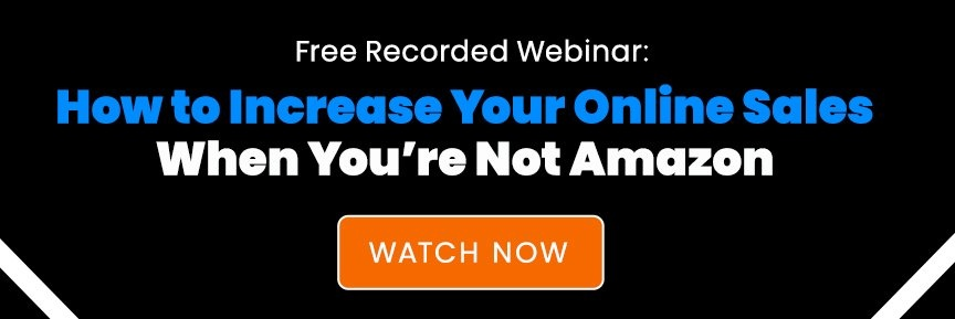 CTA eCommerce Live/Recorded Webinar registration